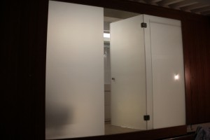 Partitions and interior glass Bathroom